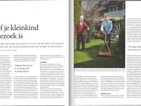 Folia Magazine - 7-5-2014 (uitsnede eerste 2 pag)