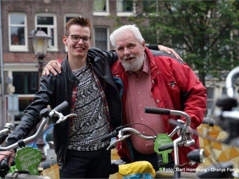 Studentvrijwilliger Jochem Stichting SeniorenStudent
