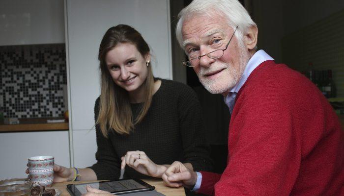 SeniorenStudent_iPad