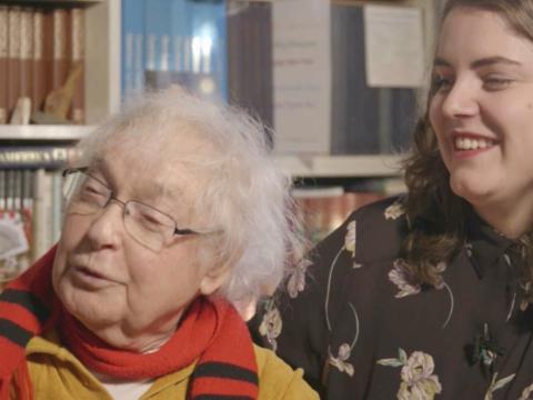 SBS6 Heel NL Doet Gerard en Judith Stichting SeniorenStudent
